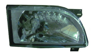 TRANSIT '96-'99 HEAD LAMP(CRYSTAL)