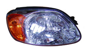 ACCENT '03 HEAD LAMP