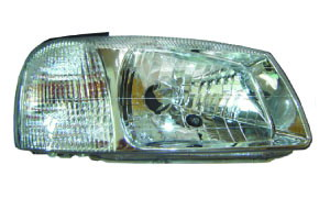 ACCENT '00 HEAD LAMPACCENT '02 HEAD LAMP(W/S PARKING LAMP)
