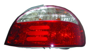 ACCENT '98 TAIL LAMP(CRYSTAL)