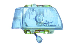 ALTO '88 HEAD LAMP(CRYSTAL)