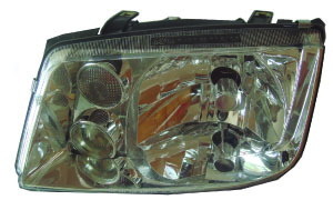 VW BORA '01 HEAD LAMP