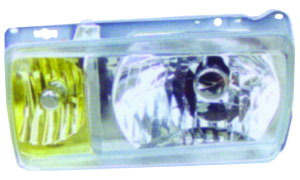 VW SANTANNA/PASSAT'80 HEAD LAMP(CRYSTAL)