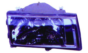 VW SANTANA 2000 '96 CRYSTAL HEAD LAMP