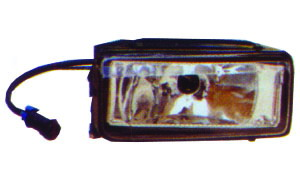 VW SANTANA 2000 '96 CRYSTAL FOG LAMP