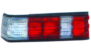 MERCEDES-BENZ 190E/W201 '82-'93 TAIL LAMP(CRYSTAL,WHITE)