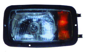 TRUCK HEAD LAMP (CRYSTAL)