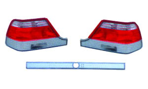 W140 '92-'94  CRYSTAL TAIL LAMP