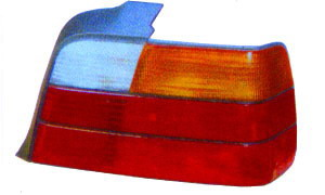 BMW E36 4D '91-'00 TAIL LAMP(YELLOW)