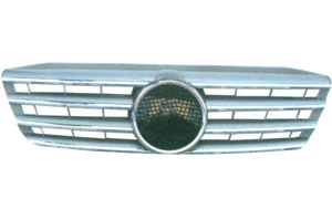 W203 '00-'03 FRONT GRILLE(SPORT TYPE,GREY)