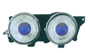 BMW E34 HEAD LAMP(CRYSTAL TWO PROJECTOR)RIM