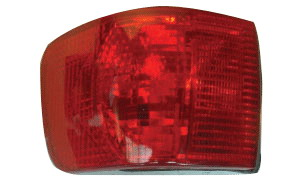 AUDI 100 '90-'94 TAIL LAMP(RED CRYSTAL)