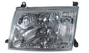 LAND  CRUISER FJ100 '98 HZJ105(4700) HEAD LAMP(CRYSTAL)