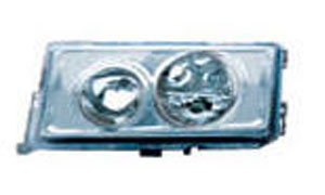 MERCEDES-BENZ 190 HEAD LAMP(CRYSTAL,2 ROUND)