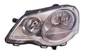 VW POLO V'05- HEAD LAMP