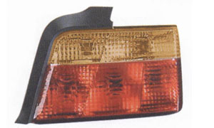 BMW E36 4D TAIL LAMP(CRYSTAL)YELLOW