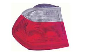 BMW E46 '98 TAIL LAMP(CRYSTAL CLEAR/RED