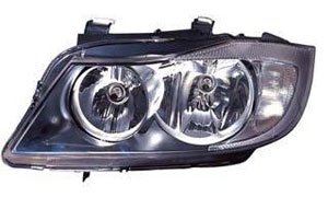 BMW E90 4D '05  HEAD LAMP-2