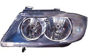 BMW E90 4D '05  HEAD LAMP