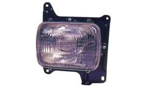 PICK UP 720/D21 '90-'94  HEAD LAMP