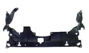 Accord '03  Mudguard board