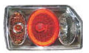 WAGON  R '95-'97 TAIL LAMP(CRYSTAL)
