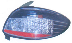 PEUGEOT 206 '98 LED TAIL LAMP(WHITE)