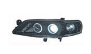 OPEL VECTRA '96-'98  HEAD LAMP AND CIRNER LAMP(CRYSTAL)