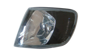 AUDI 100 '90-'94 CORNER  LAMP(CRYSTAL BLACK)