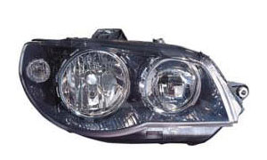 PALIO/ALBEA/ STRADA P/UP '05 HEAD LAMP W/O OR WITH/S MOTOR