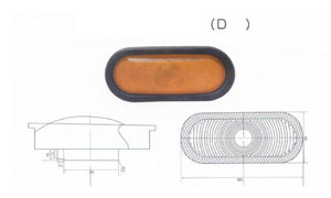 TRAILER SIDE SIGNAL LAMP(D)