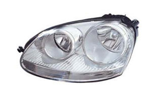 VW GOLF V'03-'07 HEAD LAMP