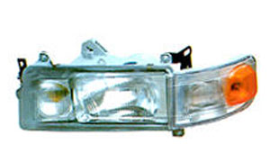 Model98 front light/Applicable to TOYOTA Coaster, Peony6602, 6790
