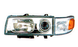 (435+152)×134 Model 98 improved front light (model A) Applicable to TOYOTA Coaster