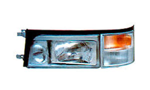 Model 95 front light/Applicable to TOYOTA Coaster, Peony