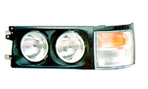 Model 93 front light/Applicable to TOYOTA Coaster, Peony 6601