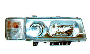 Model 99 crystal front light/Applicable to MITSUBISHI ROSA 6700