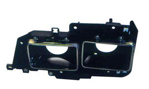 ISUZU NPR 100 '93  HEAD LAMP LIGHT HOUSING 213-1714