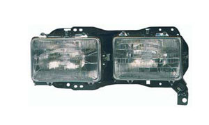 ISUZU NHR   HEAD LAMP