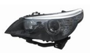 BMW E60 '08HEAD LAMP (BLACK NEW)