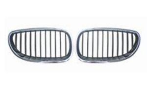 BMW E60 '08 GRILLE ALL (CHROME)