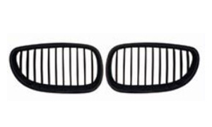 BMW E60 '08 GRILLE (ALL BLACK)