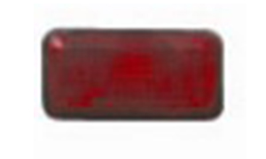 VW PASSAT '83-'87 side lamp(RED)