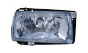 VW JETTA II '85 HEAD LAMP(CRYSTAL)