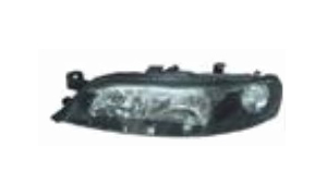 VECTRA '99-'01 HEAD LAMP(BLACK)