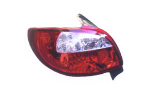 206 '98  TAIL LAMP(CRYSTAL,W/LED)