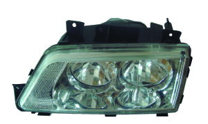 405 '87-'96 HEAD LAMP(CRYSTAL WHITE)